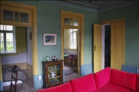 drawing room with rooms off