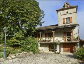 property in Limogne-en-Quercy