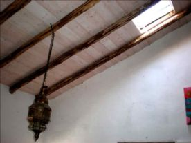 Dining room ceiling/roof