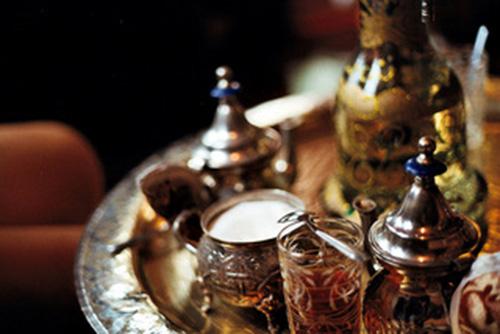 Granada tea house 3