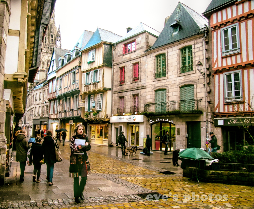 Tourist Destinations in Brittany