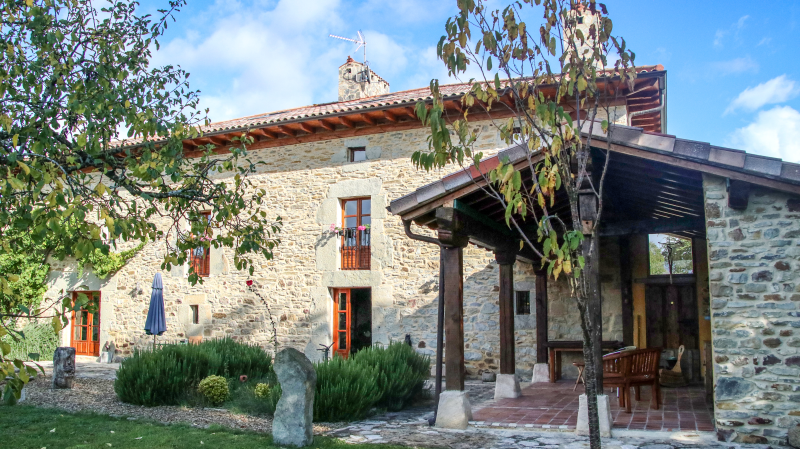 Our Spanish Farmhouse Restoration
