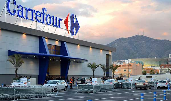 French supermarket 3
