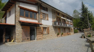 property in Gorzegno