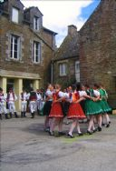 Year-round fetes, festivals and dance are found in Chateau Tronjoly.