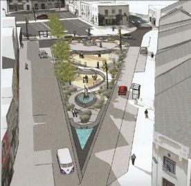 Plan for our new town center