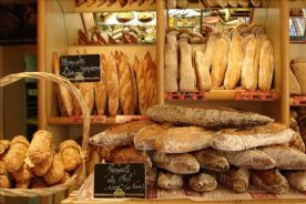 We can walk to this Boulangerie