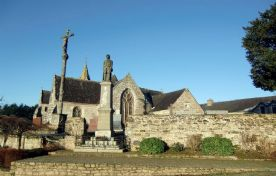 Kerpert's 11th C. church