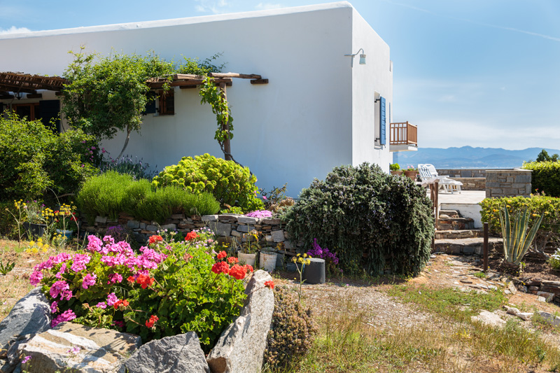 Building a property in Greece