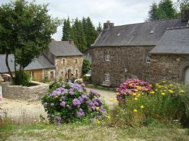 property in Saint Herbot
