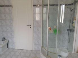 Large shower in master en-suite bathroom