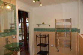 shower room in cottage