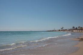 La Glea Beach