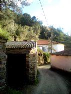 Entrance to barn