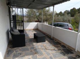 Outside terrace