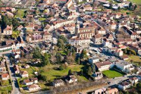 Prayssac Village
