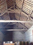 Interior of Barn