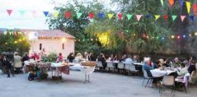 Serres village event