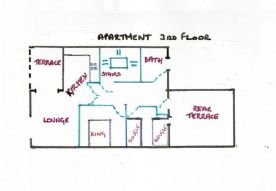 THIRD FLOOR Apartment