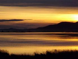 Ebro Delta Sunset