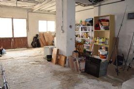 Street Level - Garage