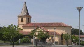 Fontrailles church