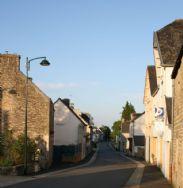 St Caradec Tregomel Village