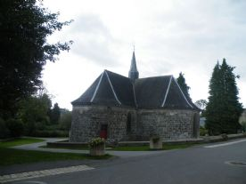 St. Caradec Tregomel Village Church