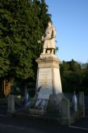 St. Caradec Tregomel Village Monument