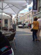 Shopping at Caldhas da Rhaina