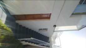 Stairs from terrace & door to annexe.