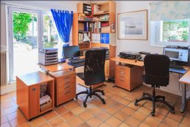 Bureau/Bedroom     15.1 m2