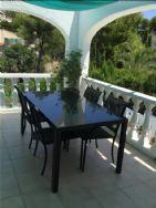 Dining area on naya