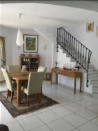 Dining are and stairs to master bedrooms