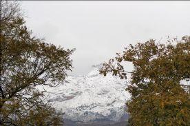 Snow towards Maugmo