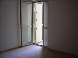 Doors onto veranda