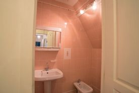 Shower room, top floor with separate toilet next to it