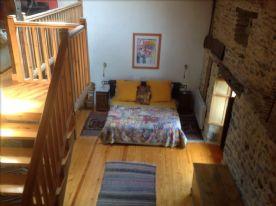 Gallery above principal/main bedroom