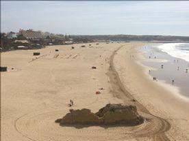 Praia da Rocha Beach