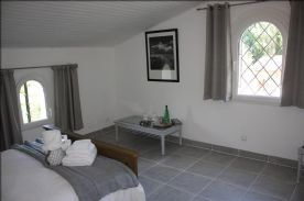 Bedroom 3 twin aspect double glazed windows.
