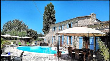 property in Savignac De Duras