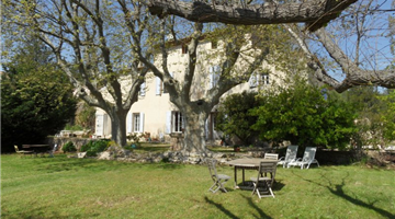 property in Le Tholonet