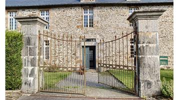 property in St Ouen La Rouerie