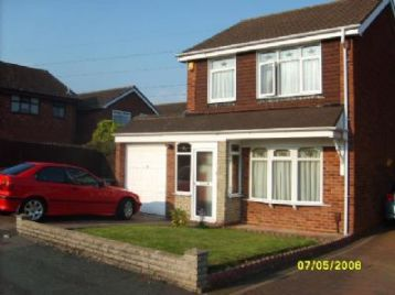 property in Wednesfield
