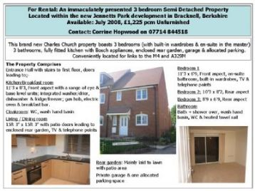 property in Bracknell