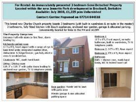 property in Bracknell