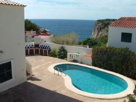 property in Cala en Porter