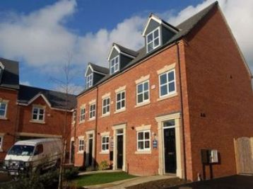 property in Desborough